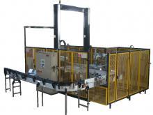 Депаллетайзер автомат - 12000 стеклянных бутылок в час ( 60 слоев/час.)