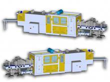 Автоматический упаковщик (подложка+ пленка)  - до 20 упак/мин
