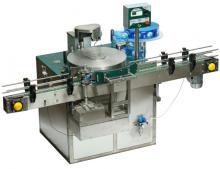 Этикетировочная машина ЭР-8М для наклеивания одной пленочной этикетки