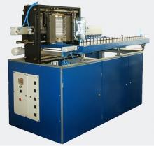 Автомат выдува ПЭТ бутылок объемом 5,0л СП-8-1000/2