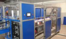 Автомат выдува ПЭТ 4х гнездный 3000 бут/час