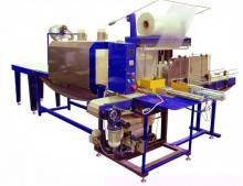 Автоматическая упаковочная машина в пленку - до 750 упак в час
