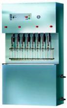 Полуавтомат розлива минеральной воды ЛД-4Г(ЛД-8Г)